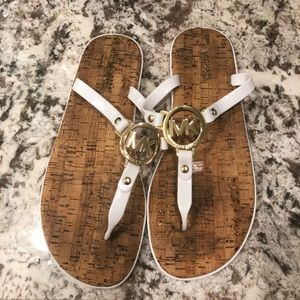 Michael Kor's flip flop